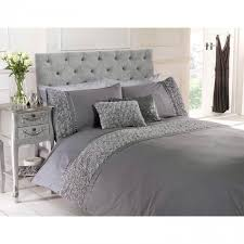 stylish rapport limoges luxury bedding range grey free delivery grey bedding sets plan