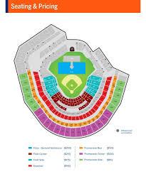 Citi Field Baseball Seating Chart