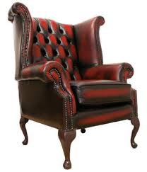 red leather chair. Simple Leather Inside Red Leather Chair U