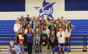 NMS, LMS Earn Top Two Spots at Quad-County UIL Competition