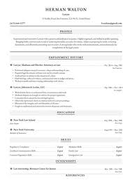It can be used to apply for any position, but needs to be formatted according to the latest resume / curriculum vitae writing guidelines. Basic Or Simple Resume Templates Word Pdf Download For Free