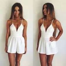 Hot Selling <b>Women Summer</b> Sexy V-neck Suspenders Backless ...