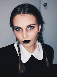 wednesday addams makeup costumes addams family makeup