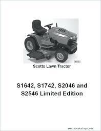 wiring diagram me parts online source lawn mower scotts tractor L1742 Mower Diagram wiring diagram me parts online source lawn mower scotts tractor s1642