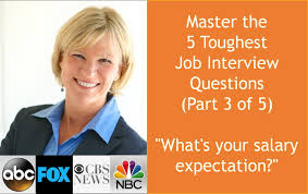 What S Your Salary Expectation Master The 5 Toughest Job
