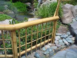 Small Picture Bamboo Fences Landscaping Network