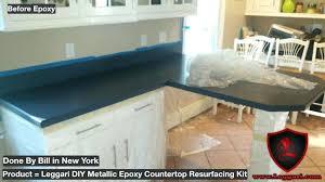 metallic countertop coating concrete staining acrylic