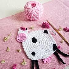 Crochet Cow Pattern Unique Inspiration Ideas