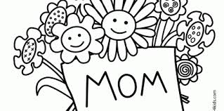 Small Picture Ideas of Mothers Day Coloring Sheet 2017 On Job Summary Shishita