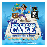 Buy Much Moore Ice Cream Cake Captain Cookies 3l Online At Countdown