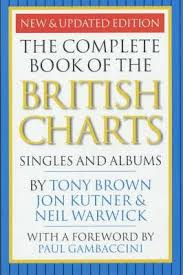 The Complete Book Of The British Charts Tony Brown