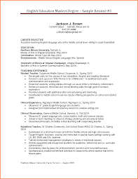 10+ master resume template