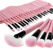 32 pieces make up brushes kit makeup brushes set
