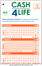 Cash For Life Payout Chart Play Cash4life Check Winning Numbers Virginia Lottery