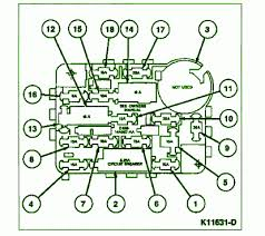 lincolncar wiring diagram page  1994 lincoln continantal fuse box diagram