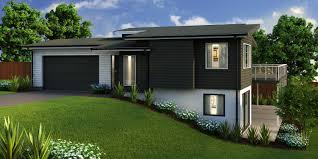 nz luxury split level house plans thoughtyouknew information