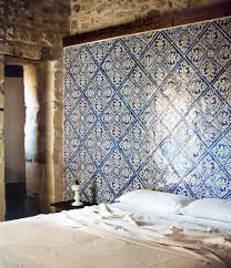 ceramic tile headboard. Interesting Tile Unconventional Ceramic Tiles Headboard Ad In Casa Talia U2013 Botique Hotel  By Marco Giunta And Viviana Haddad Sicily To Ceramic Tile Headboard A