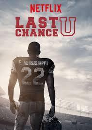 Last Chance U Temporada 3 audio español