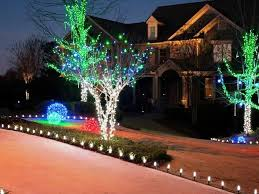 simple christmas lights ideas outdoor. Interesting Simple Simple Outdoor Christmas Lights Ideas For Trees And I