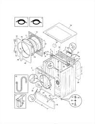 Frigidaire dryer wiring diagram parts for frigidaire fer311fs0 wiring diagram parts appliancepartspros sc 1 st appliance parts pros