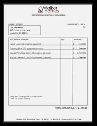 Simple Commercial Lease Agreement Simple Commercial Snow Billing History Invoice Template Letter 14