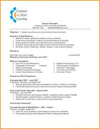 Pharmacy Technician Resume Delectable Entry Level Pharmacy Technician Resume Lechebnizavedenia