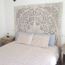 large decorative white wash wall hanging headboard von on large white wood wall art with 22 white wood wall decor faux walls mcnettimages