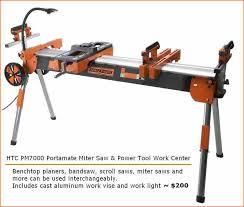 ridgid miter saw stand parts. the portamate pm7000 miter saw stand and power tool work center ridgid parts
