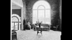 a seating area at the cavalier hotel