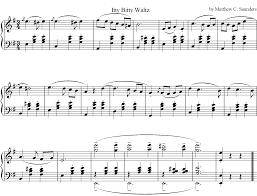 chopin spring waltz sheet music functional harmony matthew saunders blog