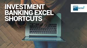 Excel Shortcuts Investment Banking Quick Tips Youtube