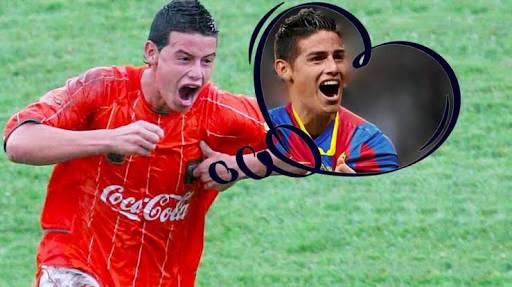 James Rodriguez Nuevo Fichaje del Barcelona
