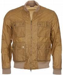 best value barbour international triumph rocket wax jacket mens great fit