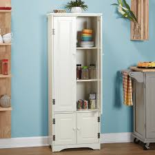 cabinet traditional and modern mode laricina white kitchen storage cabinet new inval america 4 door