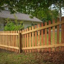 fencing lexington ky.  Fencing Photo Of The Fence Medic  Lexington KY United States Spaced Picket Using On Fencing Lexington Ky