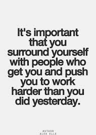 Quotes About Who You Surround Yourself With Best Of Quotes About Surround Yourself With Good People 24 Quotes