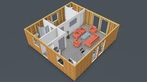 Gartenhaus aus Holz - Ihr schönes Wochenendhaus im Garten selber bauen