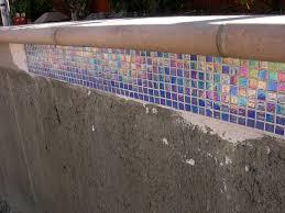 pool waterline tile ideas