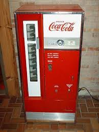 Coke Bottle Vending Machine Simple Cavalier Coke Coca Cola CS 48 C Vending Machine Bottles Vintage