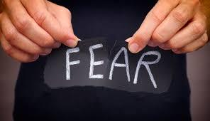 Kết quả hình ảnh cho overcome fear