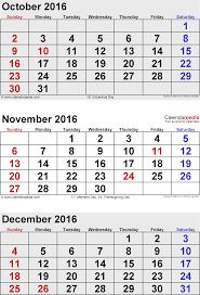 November Through November Calendars December 2016 Calendars For Word Excel Pdf Incredible Blank Calendar