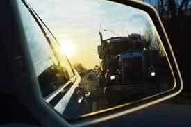 car mirror reflection photography. road car photography window driving transport truck vehicle trip public bus mirror kentucky fisheye lens reflection y