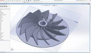 Impeller Housing Design Making A Replacement Cooling Impeller Makergear Forum