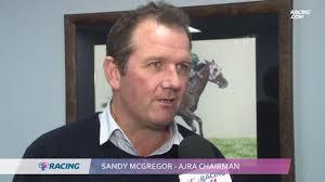 Sandy McGregor | RACING.COM