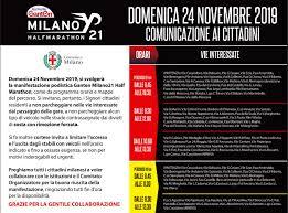 Milano, domenica 24 novembre arriva l'half marathon: il ...