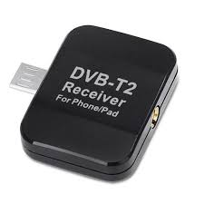 tv receiver. mini dvb-t2 tv receiver for android phone pad tv