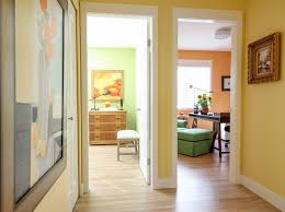 best yellow paint colorsTour My House Learn the 6 Best Ways to Transition Colour  Maria