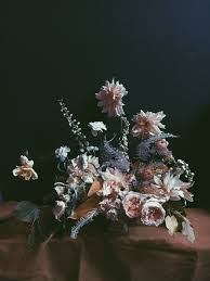 Teaching Floral Design The Little Flower School Is The Teaching Project Of