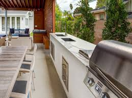 Outdoor Kitchen Countertop Options For An Affordable Outdoor Kitchen Diy