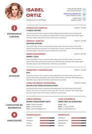 modelo curriculum plantillas para curriculum gratis en formato word